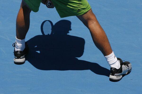 Словацкий теннисист Хрбаты сыграет в финале домашнего турнира