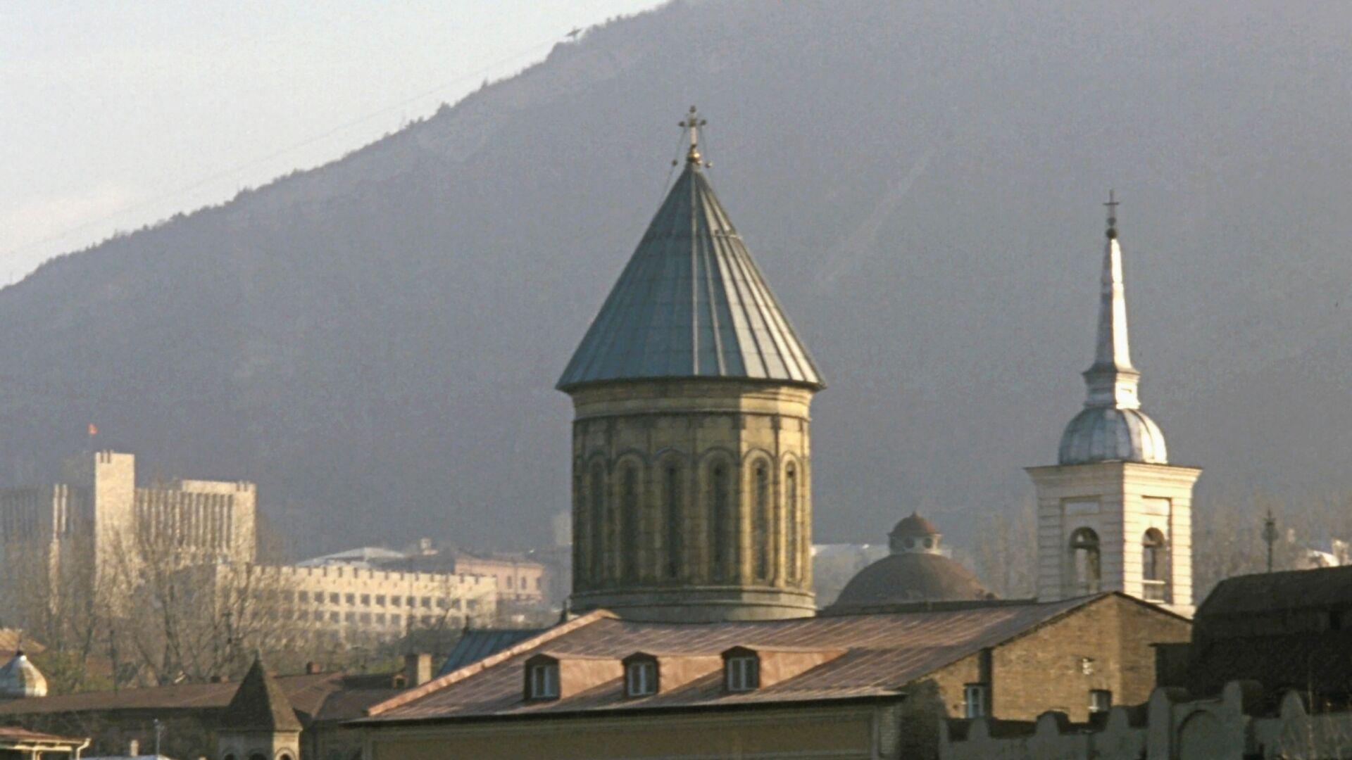 Сионский собор в Тбилиси - РИА Новости, 1920, 23.02.2021