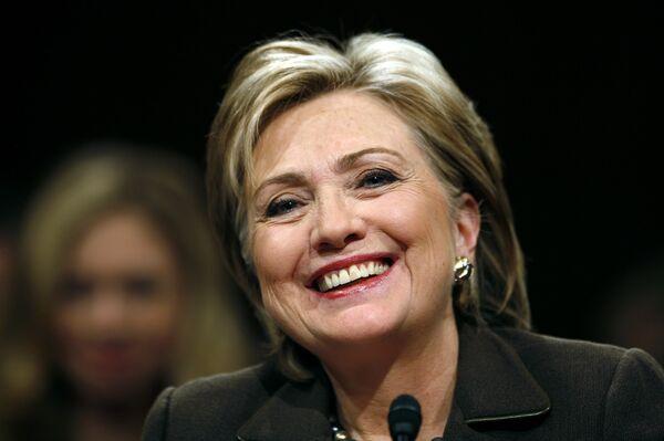 Нам нужен баланс и гармония во внешней политике: об этом сообщила госсекретарь США Хилари Клинтон