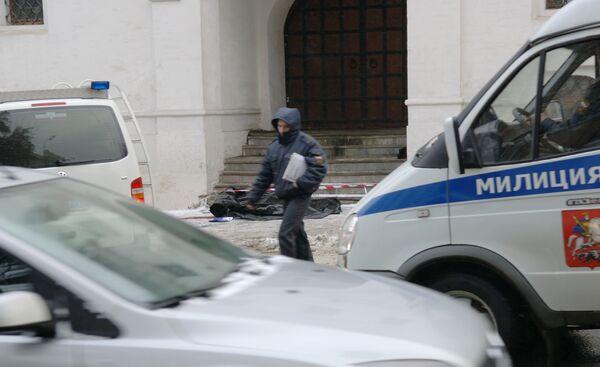В центре Москвы убит адвокат Станислав Маркелов