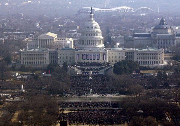 Церемония инаугурации 44-ого президента США Барака Обамы