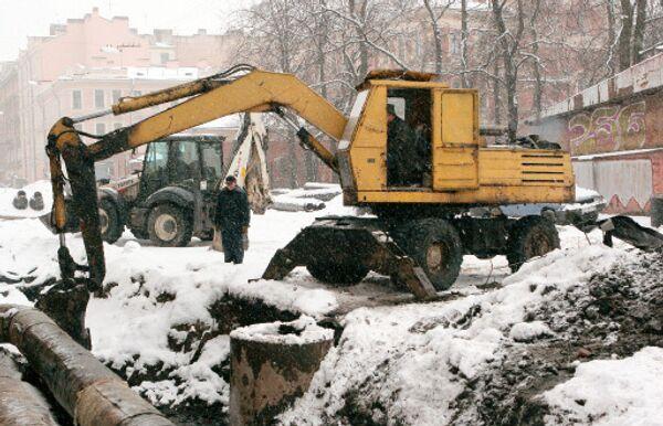 Подача газа теплосетям Владикавказа начнется не раньше 4-5 часов
