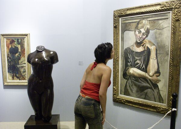 Московский Международный салон изящных искусств - 2004. Архив