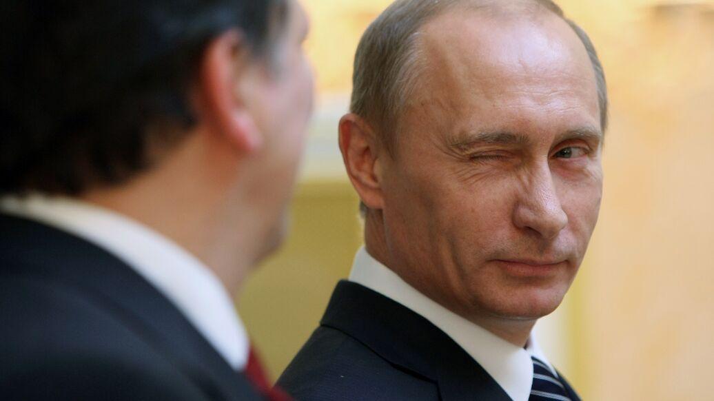 В США раскрыли секрет Путина: ему просто везет
