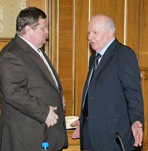 Губернатор Орловской области Егор Строев