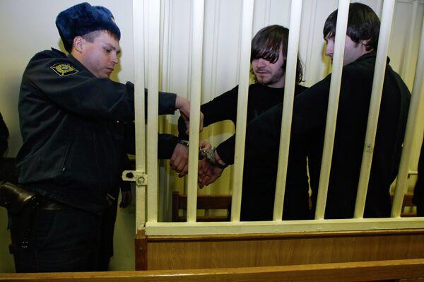 Обвиняемым в убийстве Анны Политковской вынесли оправдательный вердикт
