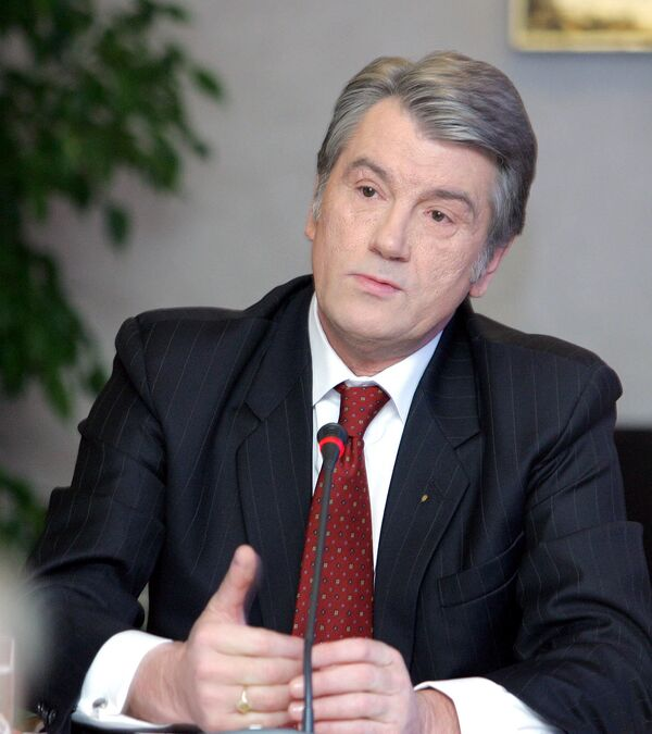БЮТ обвинил Ющенко в срыве принятия законов для сотрудничества с МВФ