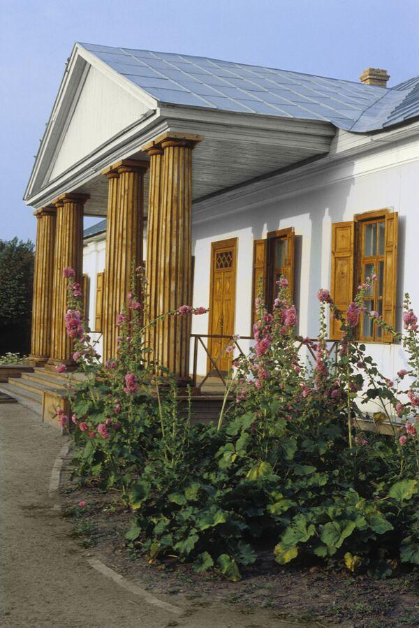 Дом-музей Н.В.Гоголя в Васильевке на Украине
