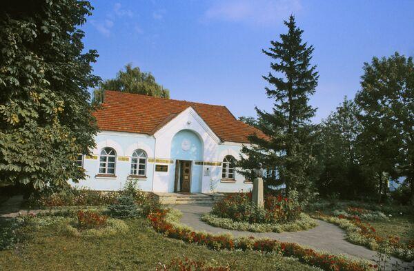 Дом-музей Н.В.Гоголя в Великих Сорочинцах на Украине