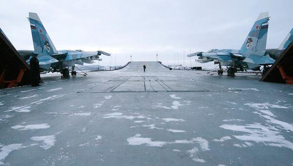 Тяжелый авианесущий крейсер «Адмирал флота Советского Союза Кузнецов»