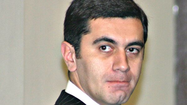 Ираклий Окруашвили. Архив