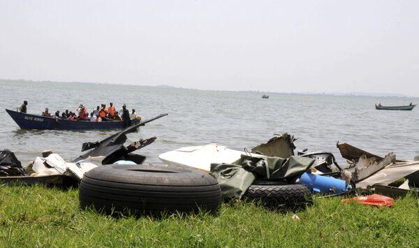 Тела погибших украинцев в авиакатастрофе в Уганде доставлены на родину