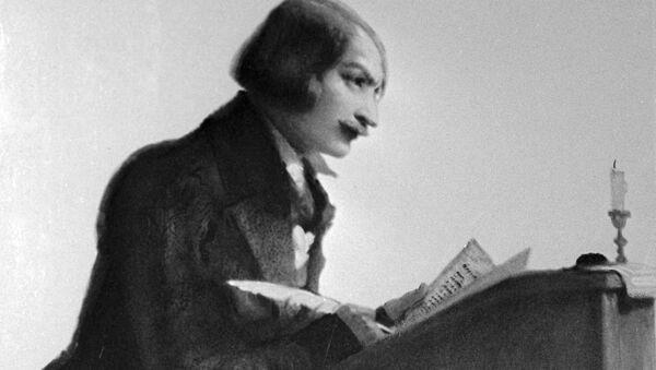 Гоголь - отец сатирического направления в русской литературе...