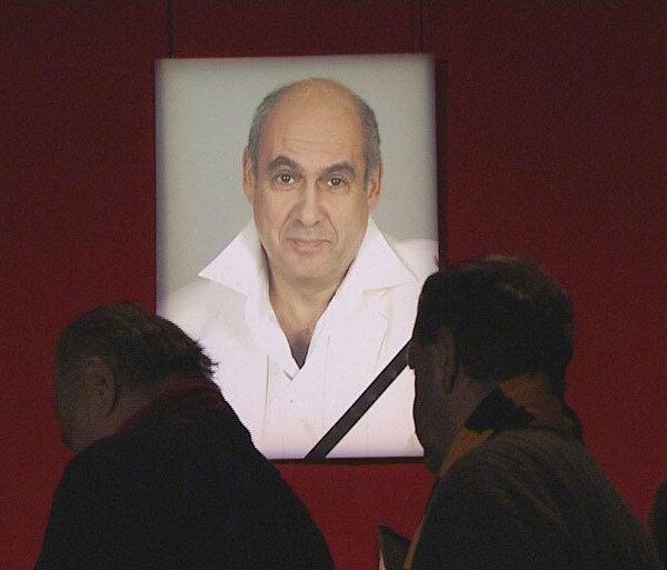 Прощание с Яном Арлазоровым в Москве