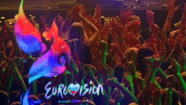 Россия выступит в финале Евровидения-2009 под десятым номером