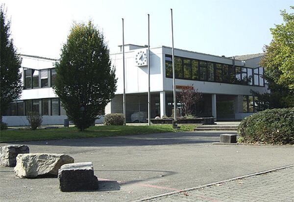 Гимназия города Виннендене, в которой была открыта стрельба