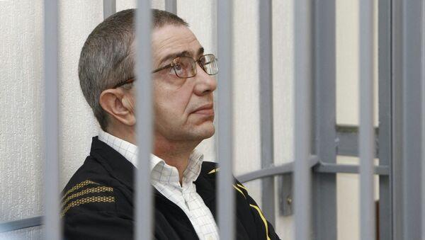 судебное заседание по делу экс-мэра Томска Александра Макарова. Архив