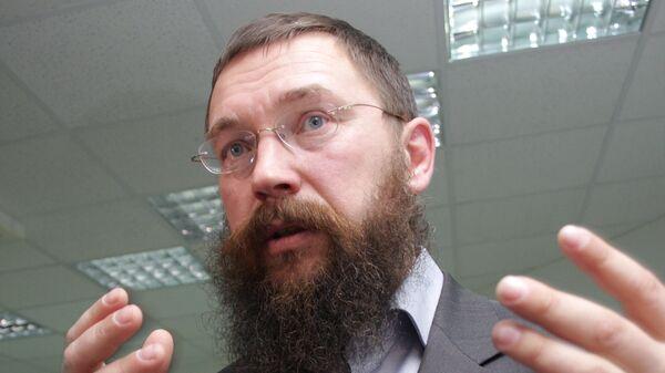 Генеральный директор российского антикризисного расчетно-товарного центра Герман Стерлигов. Архив