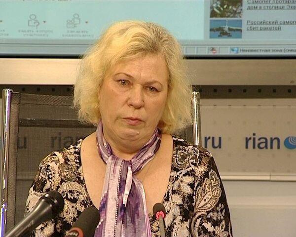 Обращение матери сержанта Глухова к грузинским властям