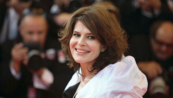 Актриса Фани Ардан. Архивное фото