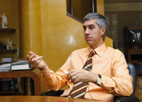 Предприниматель, депутат Законодательного собрания Красноярского края Анатолий Быков. Архивное фото