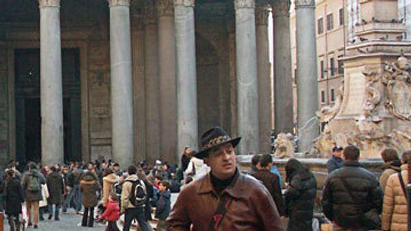 Римские подземелья открыты для туристов до конца мая
