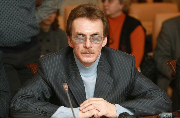 Антон Агеев - отчим четырехлетнего Глеба Агеева. Архив