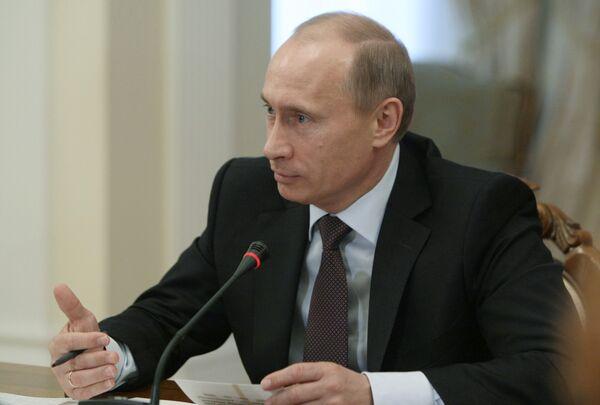 Сотрудничество регионов РФ и Японии поможет преодолеть кризис - Путин