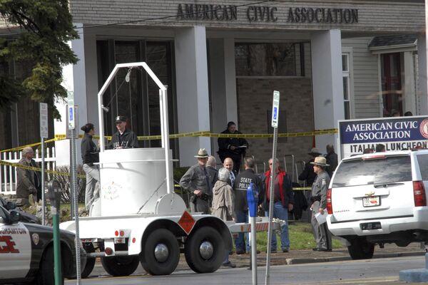 ФБР: пакистанские исламисты не причастны к захвату заложников в США
