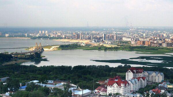 Виды города Казань