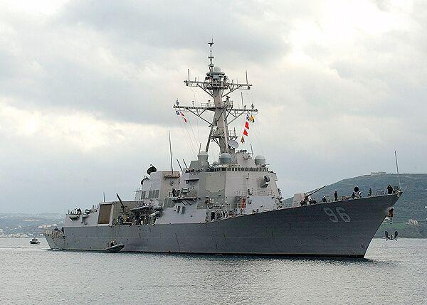 эсминец ВМС США Bainbridge