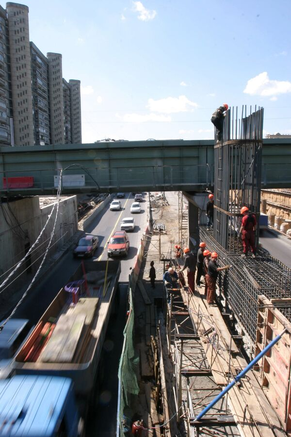 Москве придется отказаться от транспортных суперпроектов - эксперты