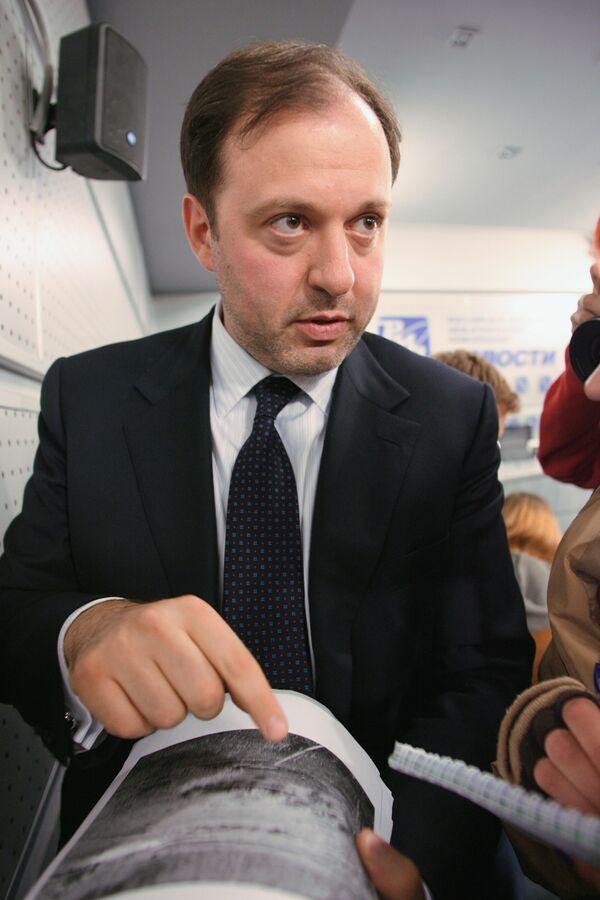 Митволь признает, что не сделал карьеру в Росприроднадзоре