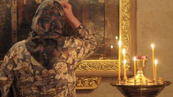 Рождество отмечают в православных храмах Азербайджана