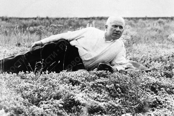 Н. С. Хрущев в годы войны