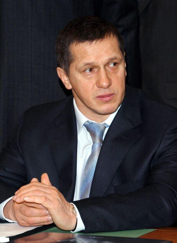 Министр природных ресурсов РФ Юрий Трутнев. Архив