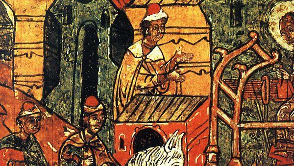 Икона Св. Петр и Феврония Муромские