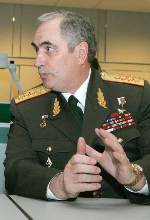 Начальник ГРУ Валентин Корабельников