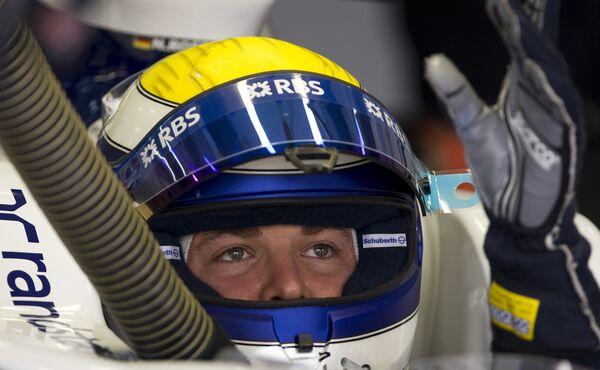 Нико Росберг на Гран-при Бахрейна