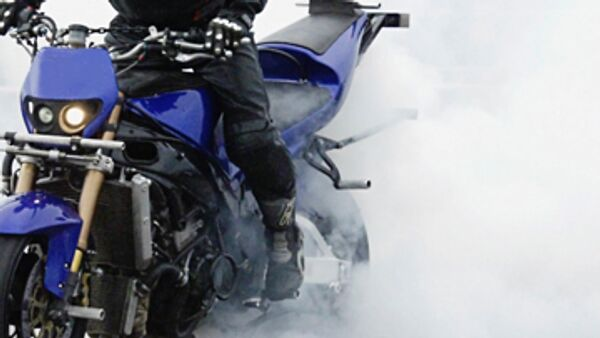 Три ДТП с участием мотоциклов произошли в Москве за день