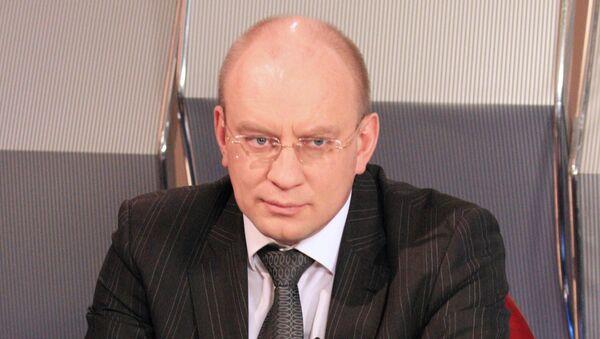 Глава администрации Ненецкого автономного округа Игорь Федоров