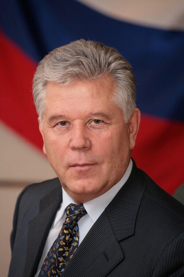 Губернатор Саратовской области Павел Ипатов