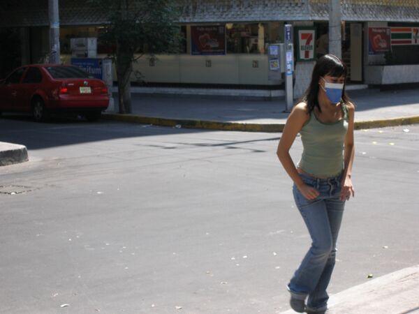 Вирусом А/H1N1 в Мексике заразились уже 443 человека - Минздрав