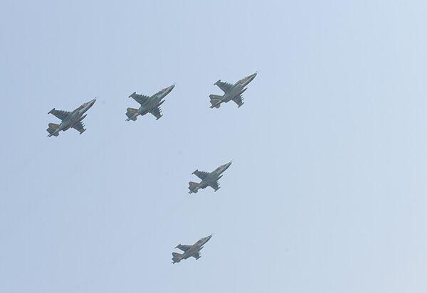 Штурмовики Су-25. Архив