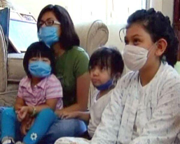 Число зараженных вирусом гриппа A/H1N1 превысило тысячу человек