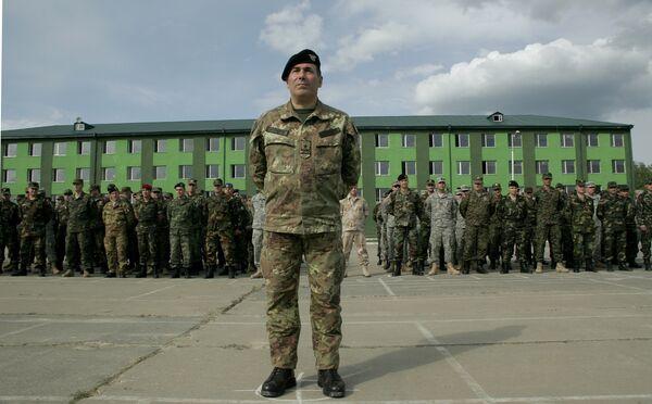 Учения НАТО в Грузии нагнетают напряженность - Медведев