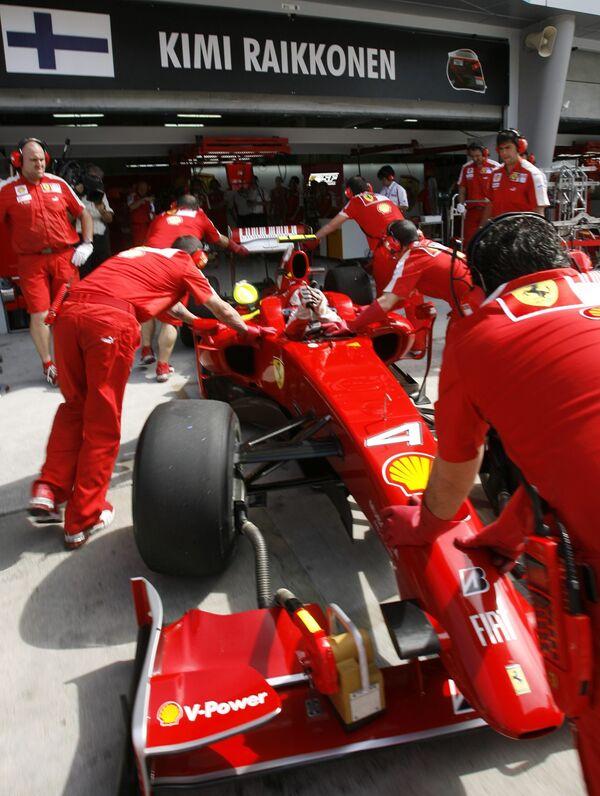 Феррари грозит уйти из Формулы-1, если правила не будут изменены