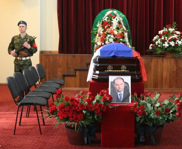 Иркутск простился с погибшими в авиакатастрофе 10 мая