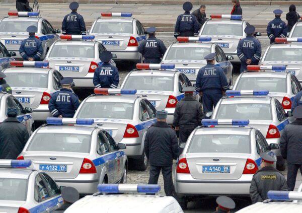 Накануне Дальневосточного форума милиция перешла на усиленный режим