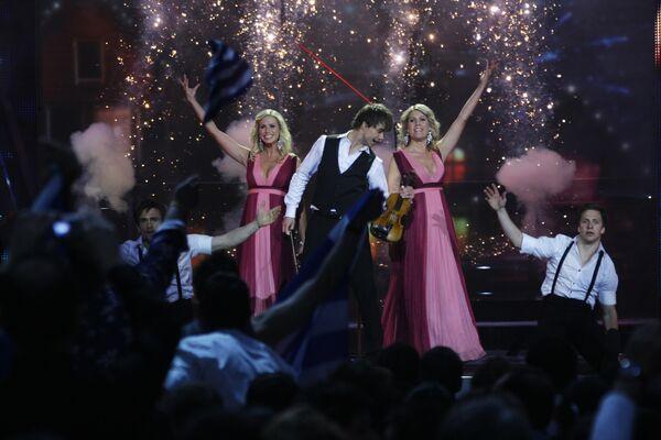 Назван состав российского жюри конкурса Евровидение-09